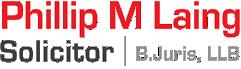 phillip m laing Logo
